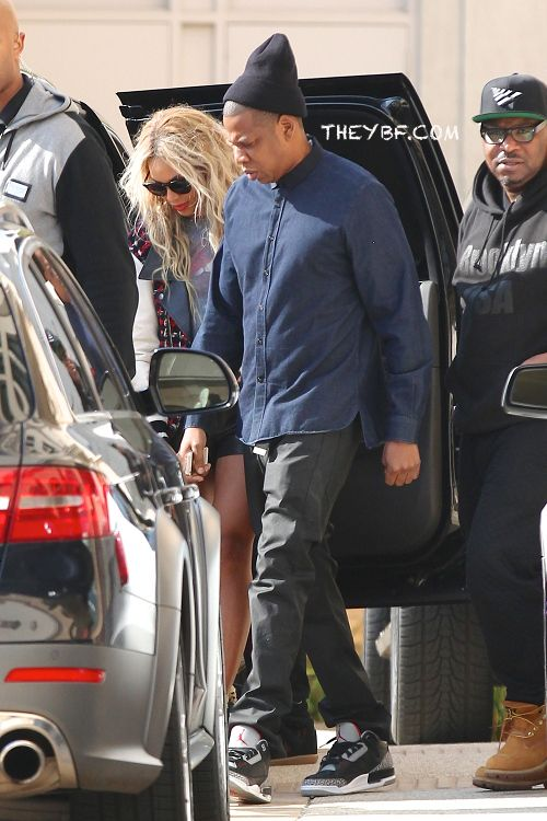 409a5b3cfeb5 jayz wearing  airjordan 3 for his birthday  sneakers