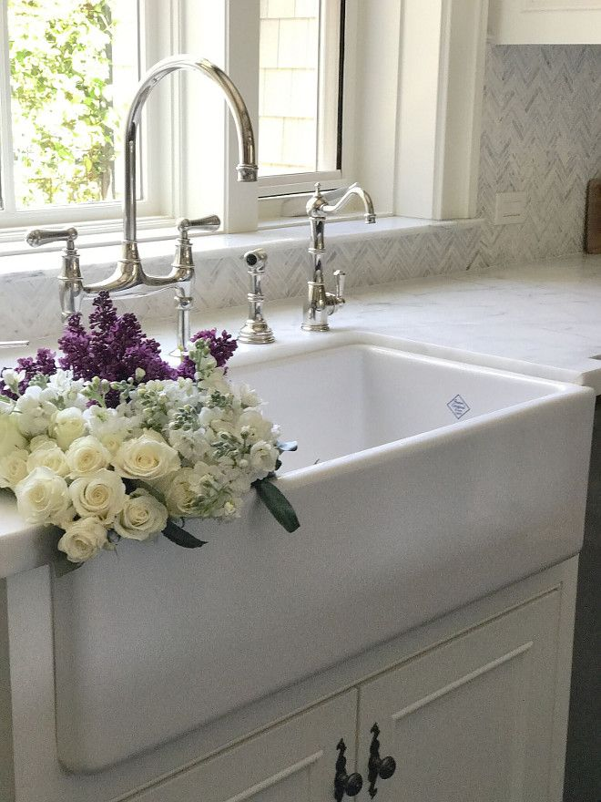 This Faucet Is Gorgeous I Would Love This Look But To Make Sure