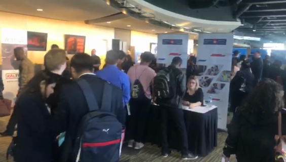 Edmonton Job Fair is LIVE Today! Do not miss! 14pm at