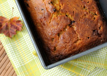 Photo of Golden Pumpkin Loaf| Recipes with SPLENDA® Sweetener Products