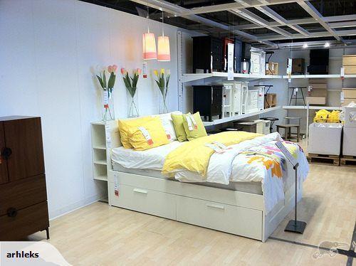 Ikea Brimnes Bed Mattress Trade Me Home Design Bed Brimnes