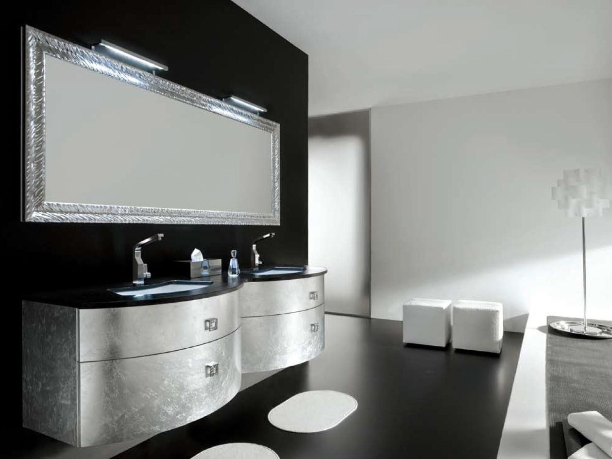 Rab Arredobagno ~ Bathroom furniture set ab yen collection by rab arredobagno