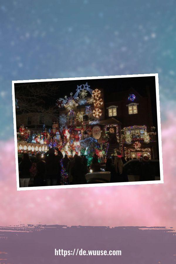 50 Möglichkeiten Der Nutzung Von Weihnachtsbeleuchtung Zu ...