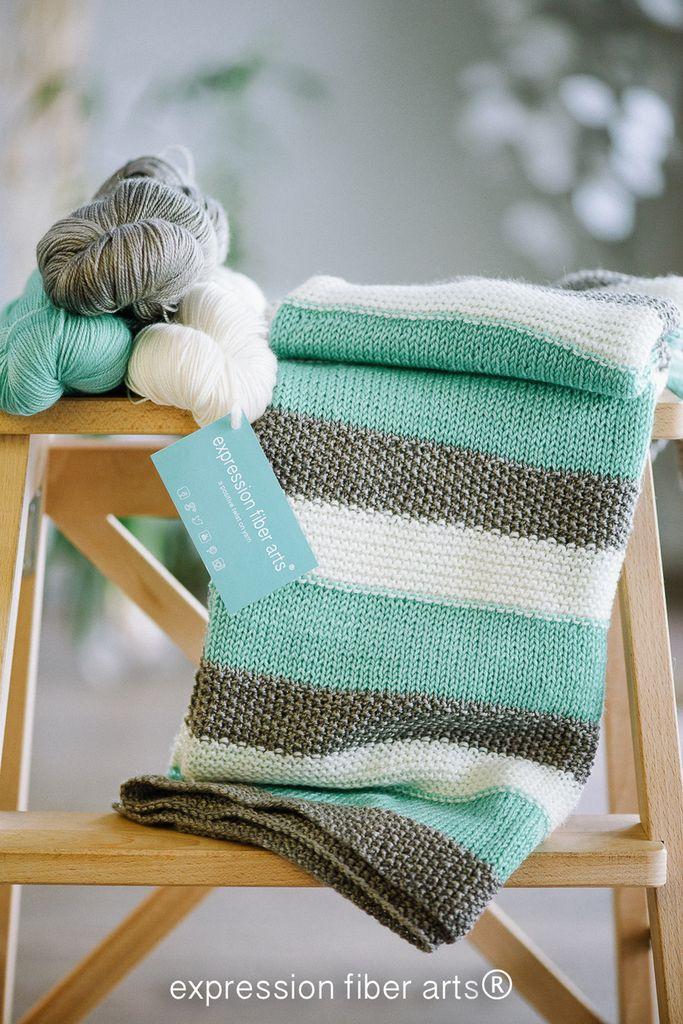 Unending Love Knitted Blanket Pattern   Knitting blanket patterns ...