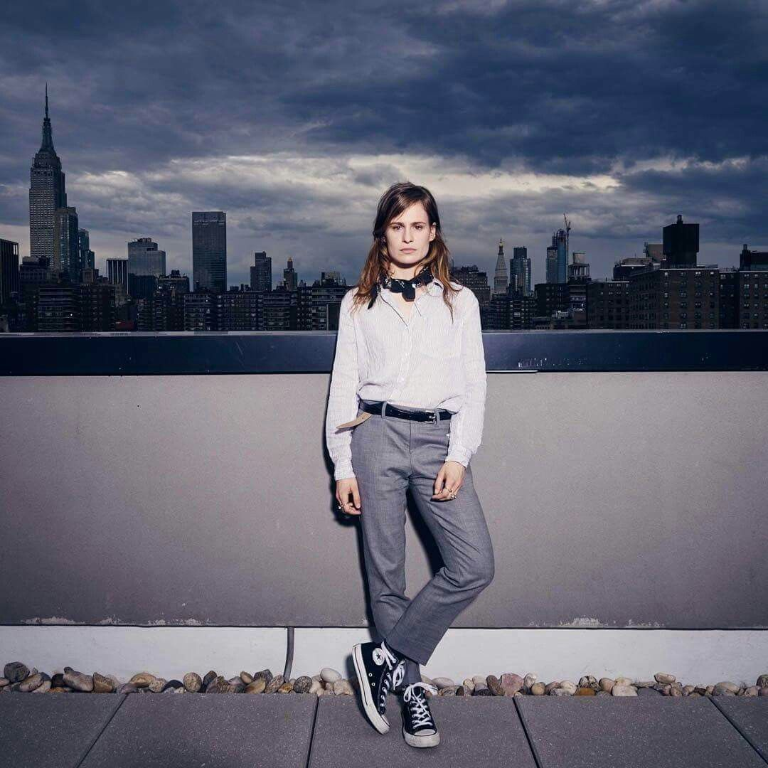 New York city in 2019 Christine, the queens, Fashion, Queen