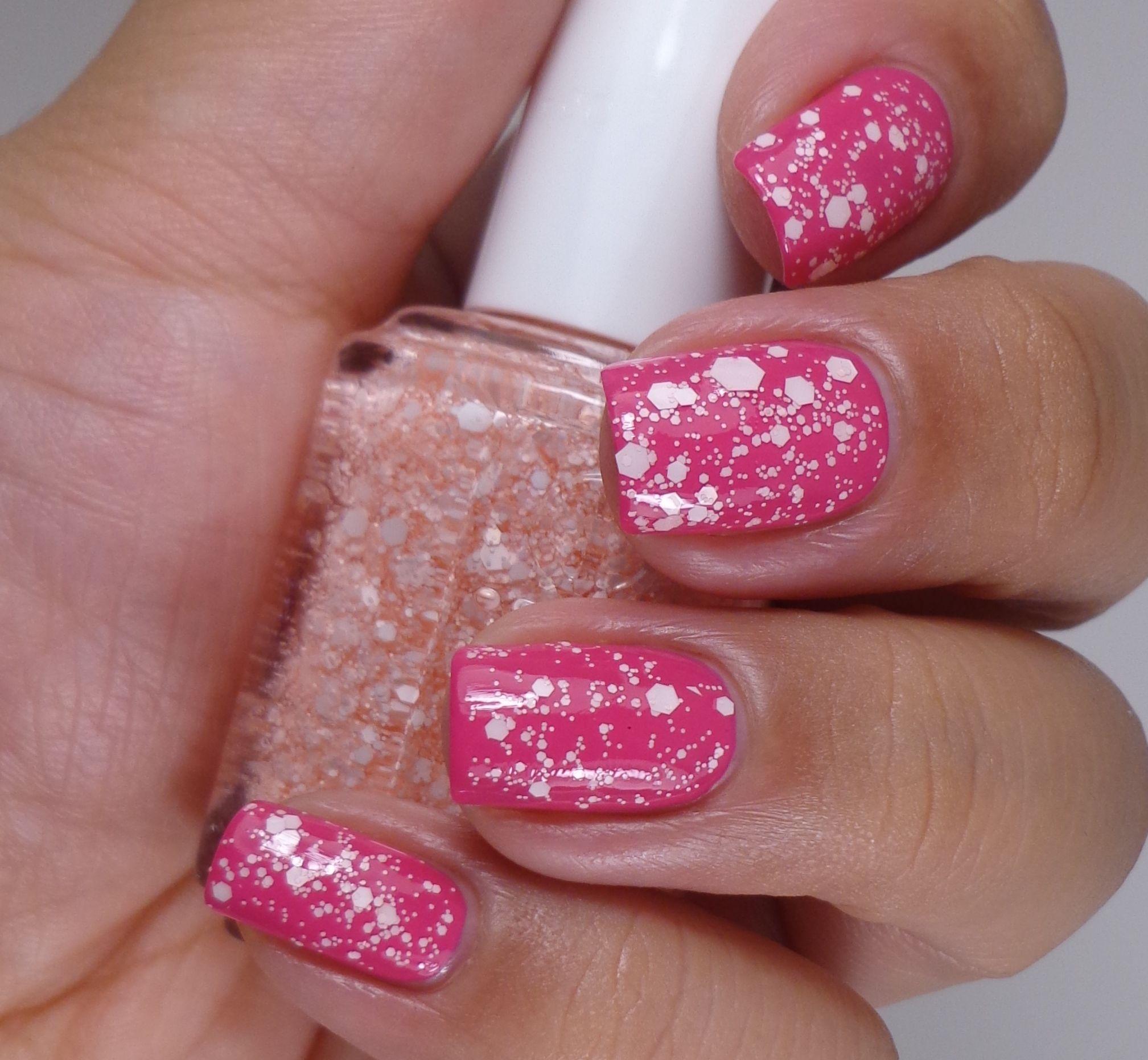 Essie Pinking About You over essie pink happy   esmaltes   Pinterest ...
