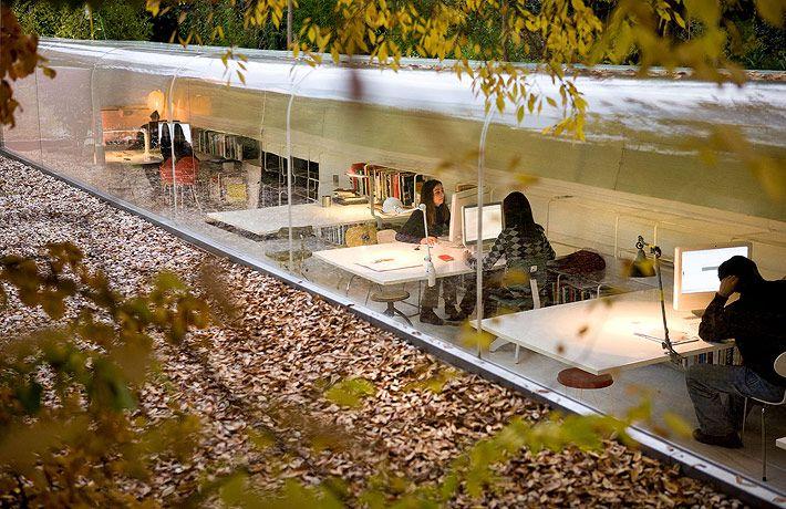 Escritório de arquitetura Selgas Cano, em Madri