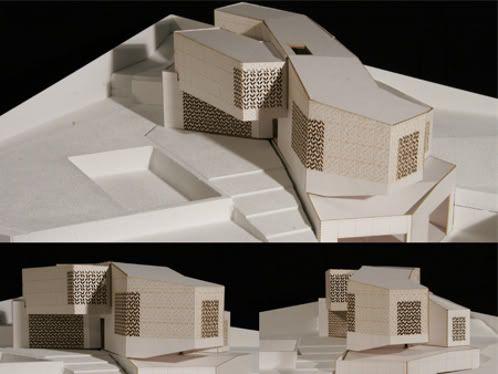 Casa Q Arquitectura Moderna Con Paneles Composite