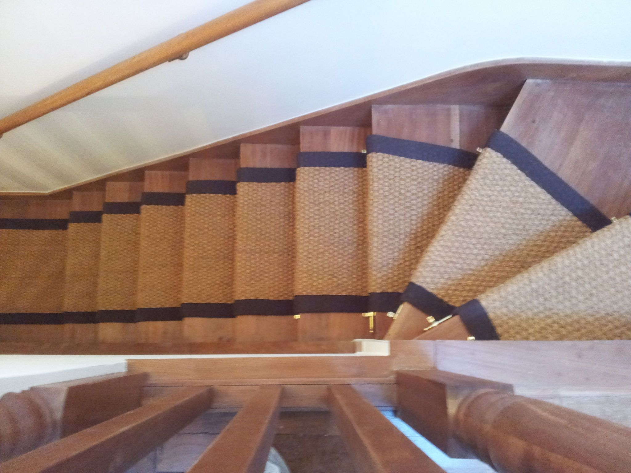 Best Stair Runner Coir Panama Natural 7 5Mx55Cm Or 65Cm 400 x 300