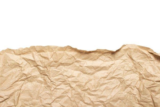 Fondo De Papel De Pergamino Para Hornear Marron Arrugado Foto Premium Texturas Para Portadas Decoraciones Para Trabajos Textura Papel