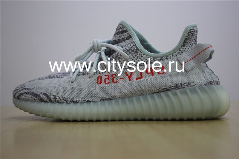 Yeezy 350s v2 Blue Tint Ready from