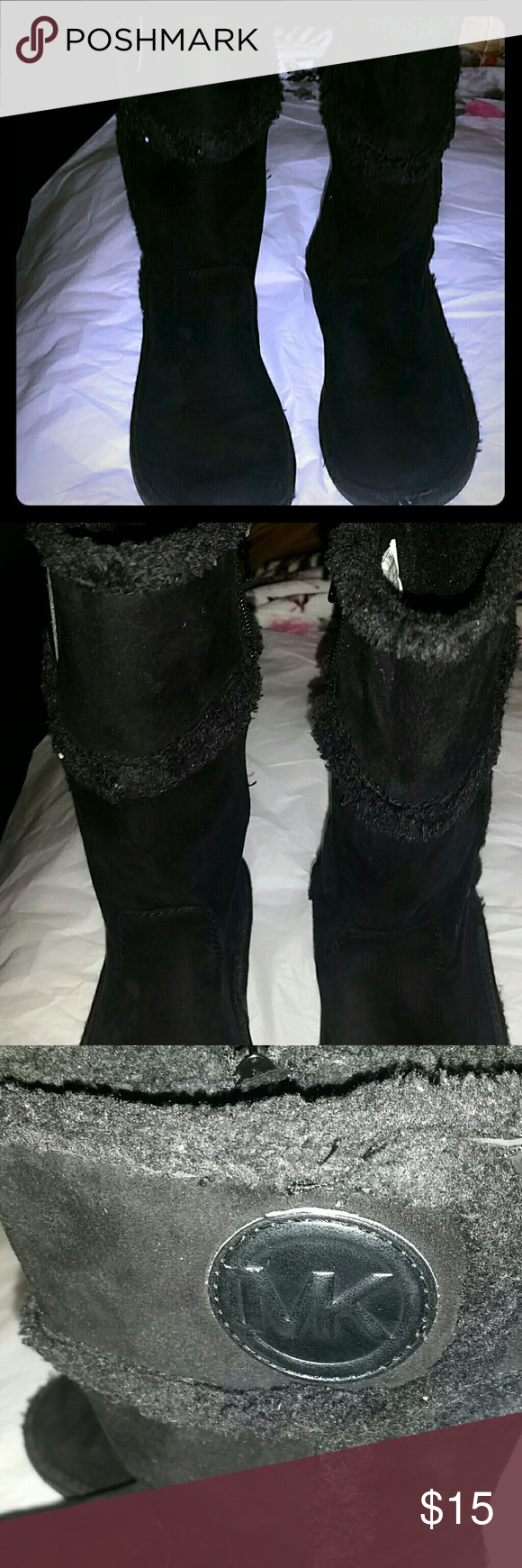 MK Shoes  size 1 Gently Used KORS Michael Kors Shoes Boots
