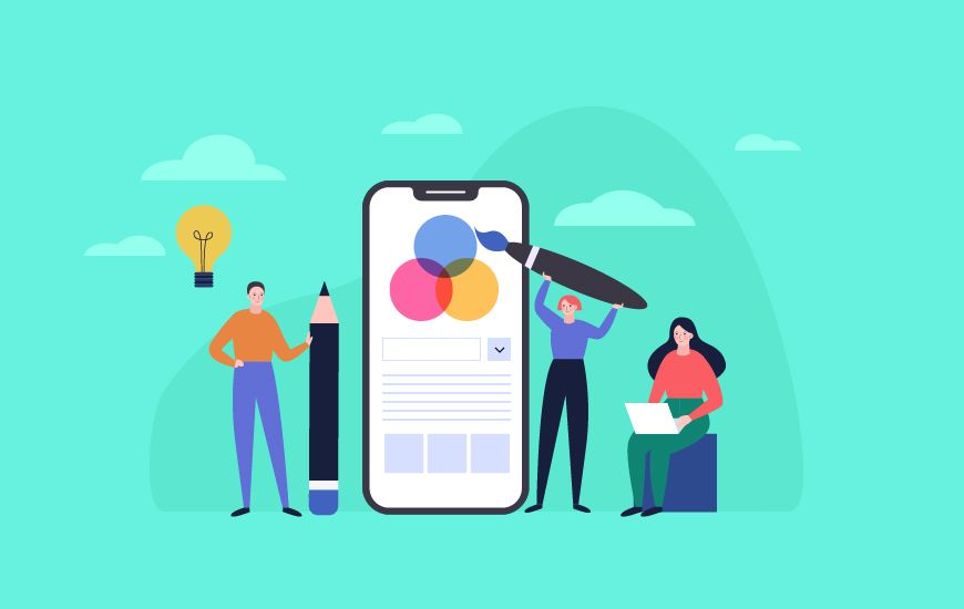 From typography to cardinal rules, here are the mobile app design tips you just can't miss. To make your app easier to use, consider following these mobile app design tips for newbies. These app design tips will surely make the process of mobile app designing smooth for you #designtips #designers #mobileappdesign #designtrends #newideas #creative