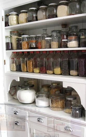 another organized pantry