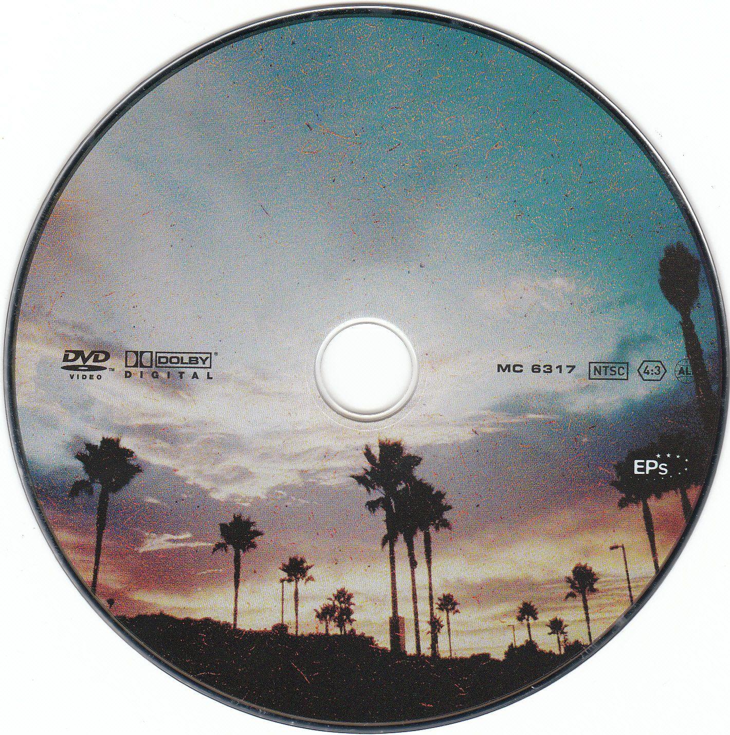 Eagles Hotel California Dvd Cd Design