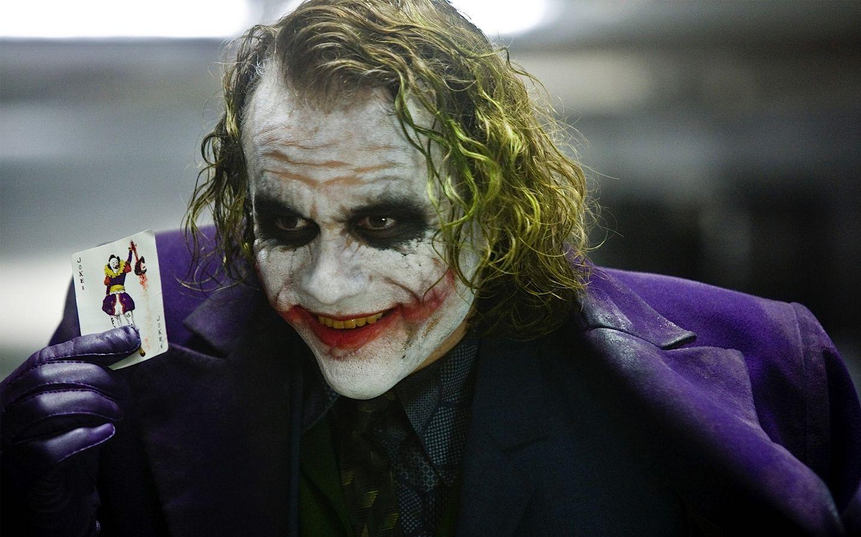 The Joker - Heath Ledger | Heroes | Pinterest | Jokers, Heath ...