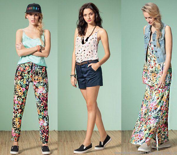 ncleo moda primavera verano ropa de mujer casual y femenina