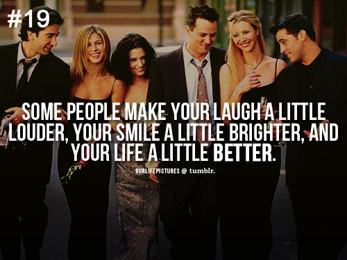 I love friends!!