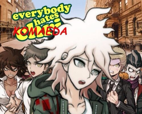Pretty Much Danganronpa Nagito Komaeda Danganronpa Funny