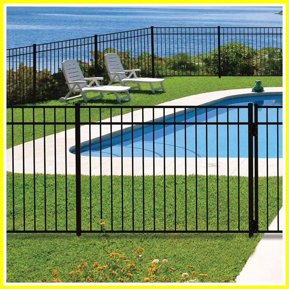 68 Reference Of Decorative Pool Fence Panels In 2020 Aluminum Pool Fence Pool Fence Fence Design