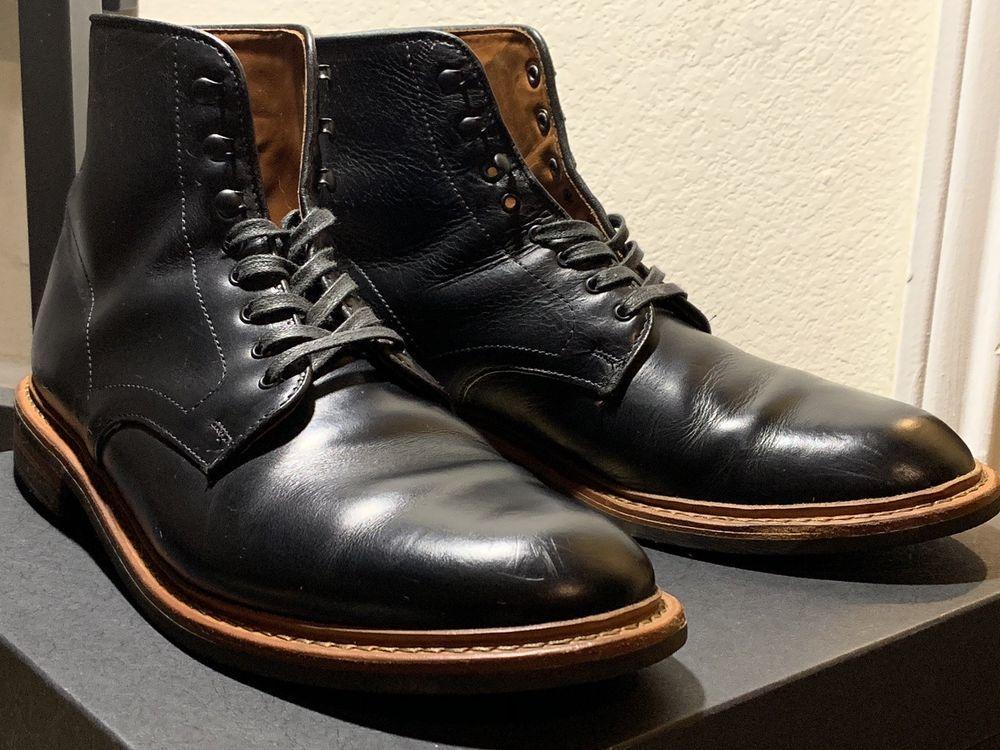 a0bcd96f6e3 Allen Edmonds Higgins Mill - 10.5D - Black #fashion #clothing #shoes ...