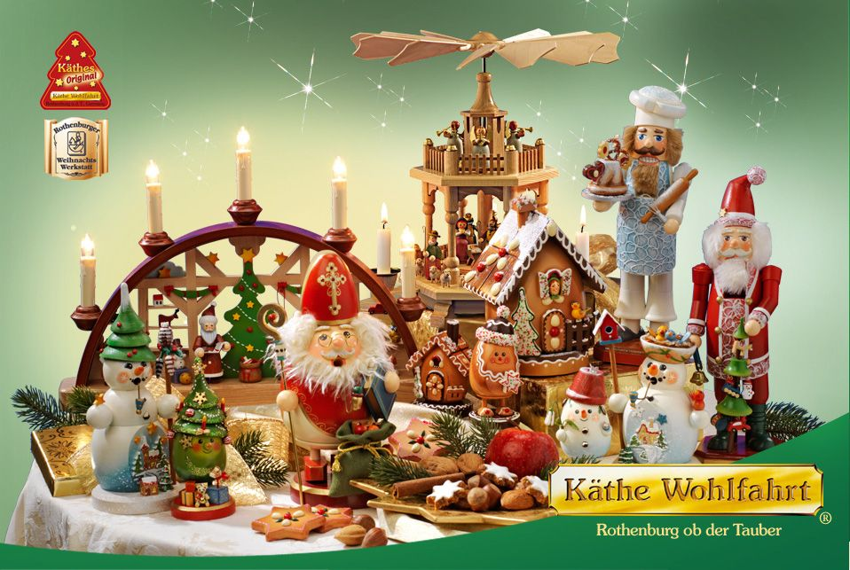 Traditional German Decorations | Christmas | Pinterest