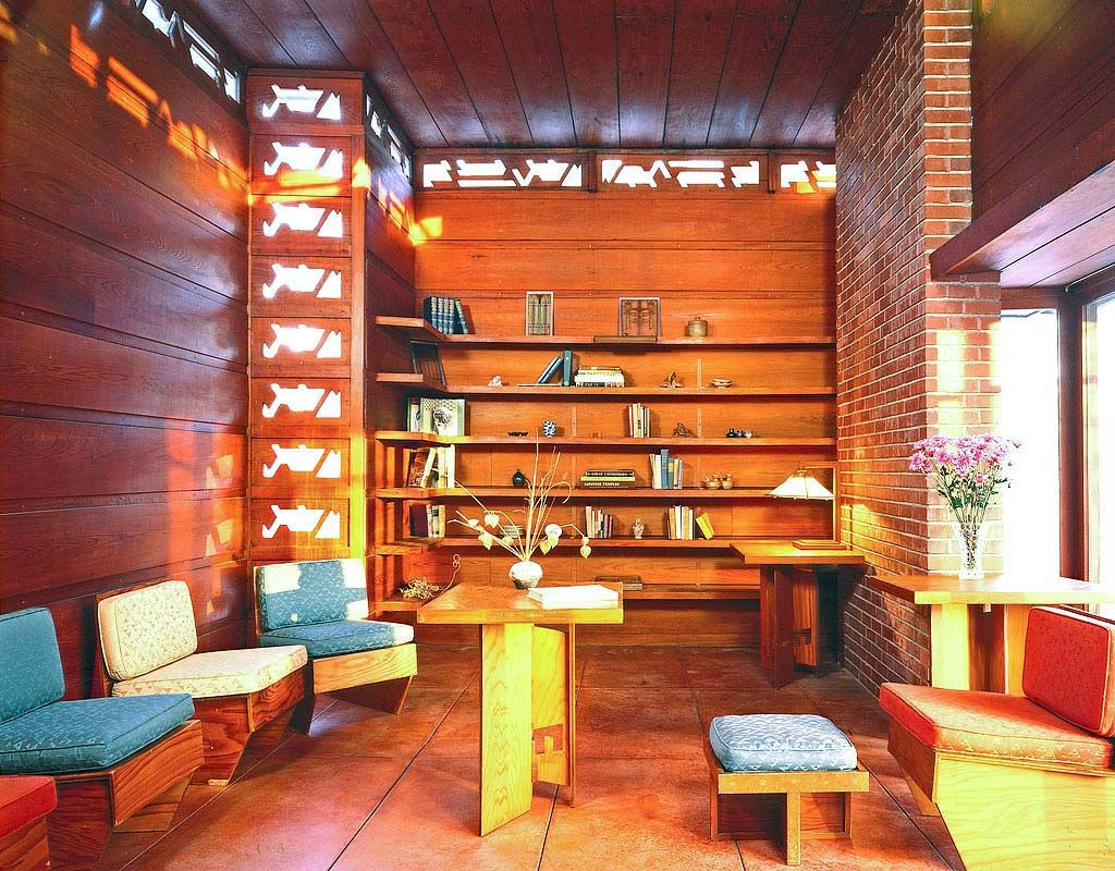 Image detail for -Frank Lloyd Wright's Pope-Leighey House, Alexandria, VA / Client ...