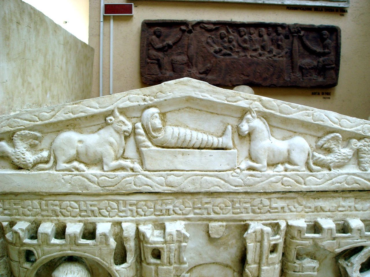 Sarcophagus of Stilicho
