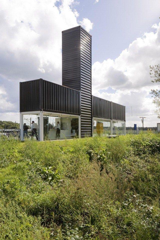 NL architects - project Prettig Wachten