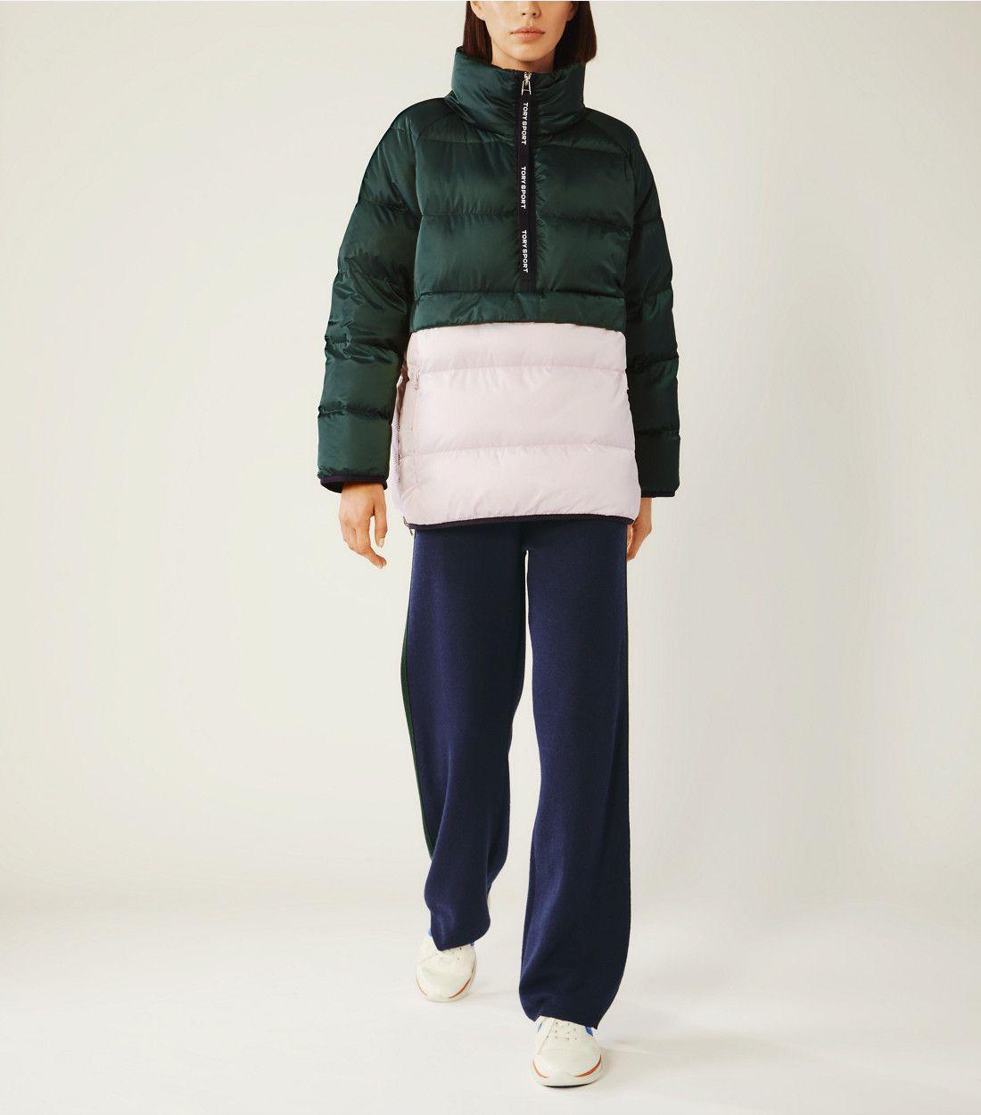 Packable performance satin down jacket Jackets, Women