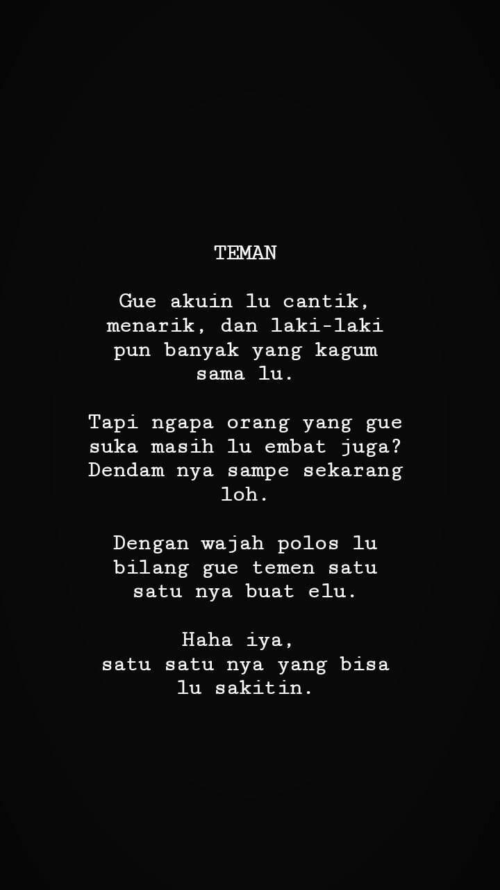 Pin Oleh Nur Fadillah Di Quotes Kata Kata Indah Teman Kata Kata Motivasi