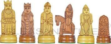 Image result for lewis chessmen