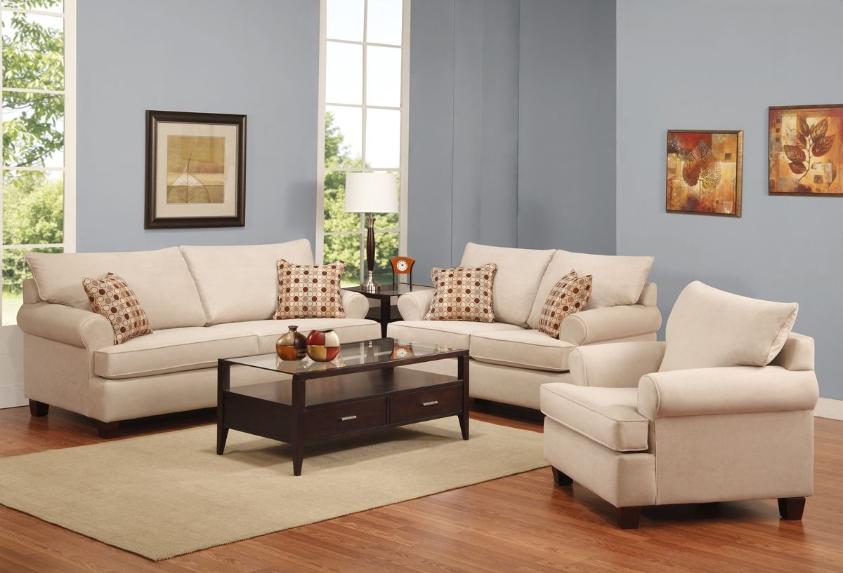 Sara Living Room Set
