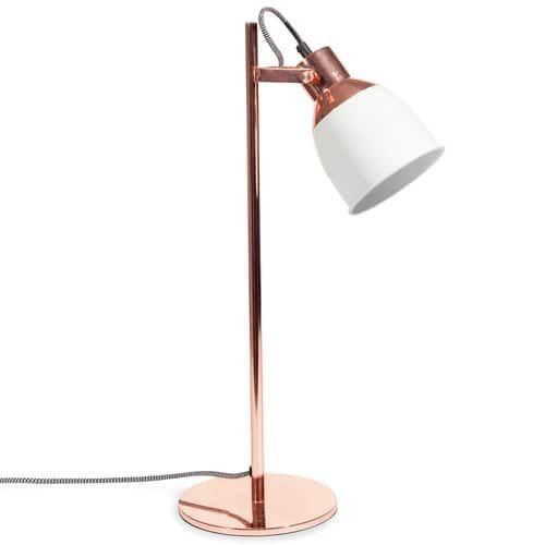 Table Lamps Home Decor Copper Copper Lamps Rose Gold Lamp