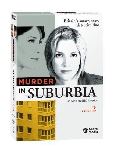 Murder in suburbia Ash & Scribbs  (TV Series 2004–2005)