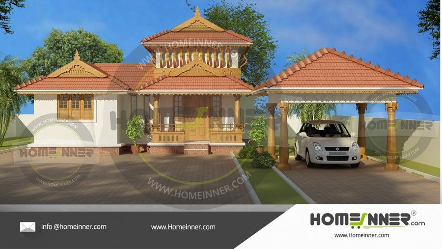 1000 Sq Ft House Plans 2 Bedroom Kerala Style Budget House Plans House Plans 1000 Sq Ft House