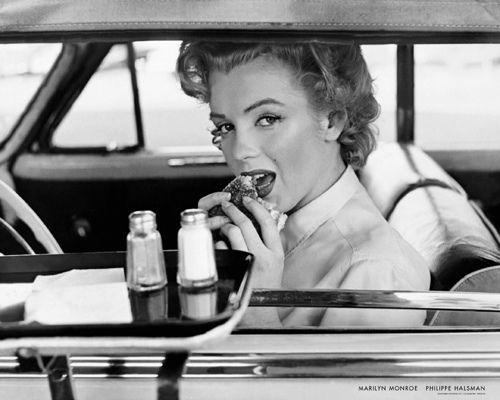 Marilyn Monroe, Original Photograph, Philippe Halsman