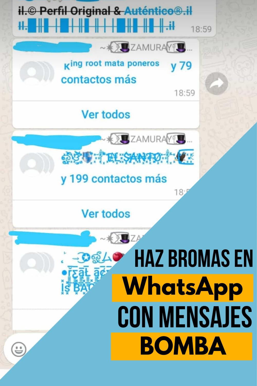 Bromas Divertidas En Whatsapp Bromas Divertidas Mensaje De Texto Bromas