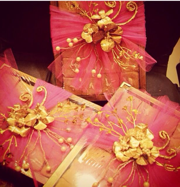 Indian Wedding Gifts Packing Ideas: Indian Sweets Packaging
