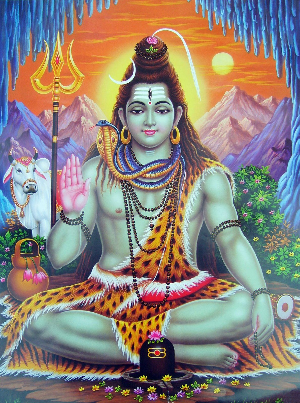 hindu gods and goddesses | and goddesses lord shiva hindu god ...