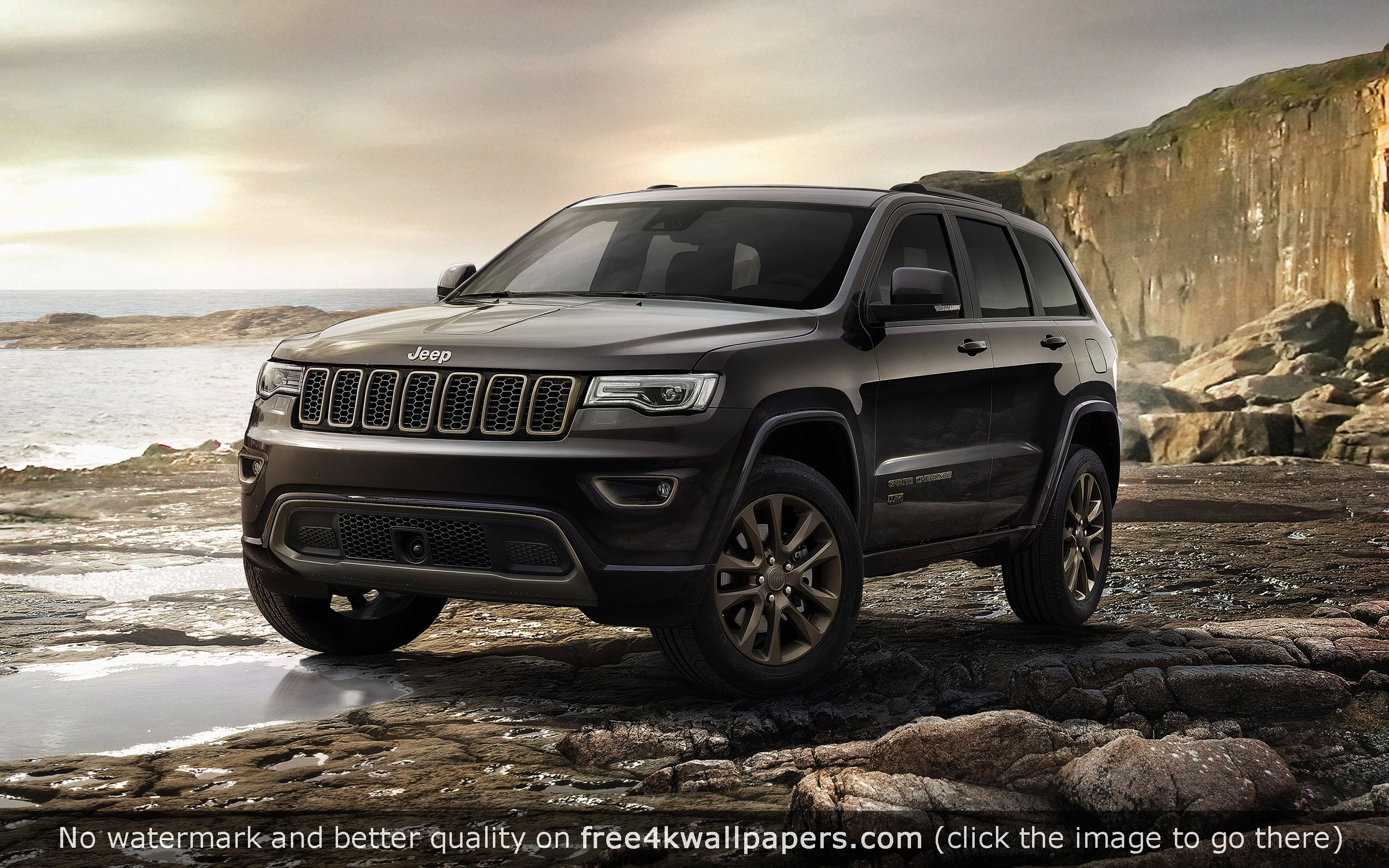 Jeep To Produce The Limited Edition Cherokee Night Eagle Jeep