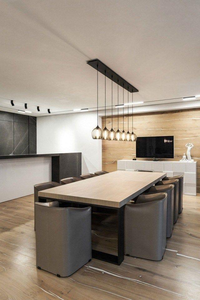 Id es luminaire moderne dans toutes les pi ces du domicile ampoule les tables et suspension Suspension luminaire salle a manger