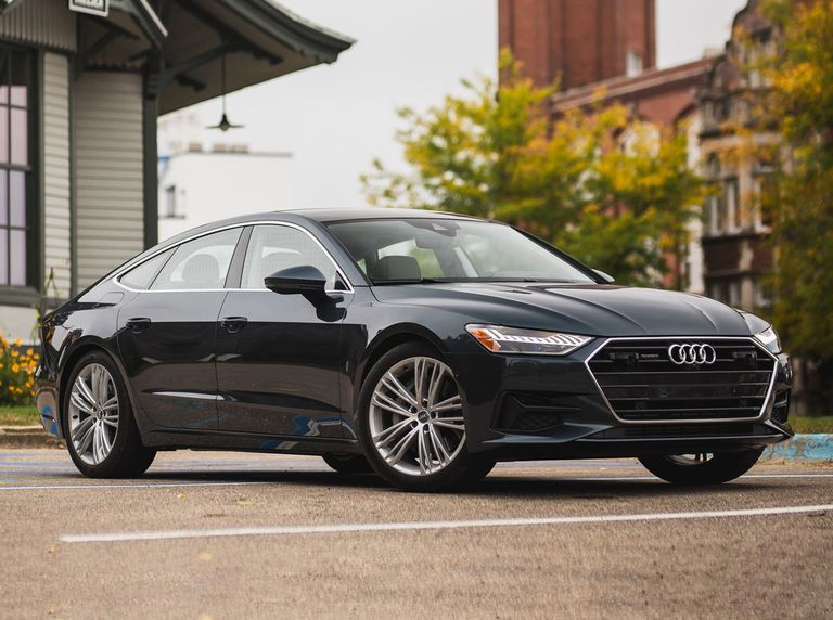 2021 Audi A7 Review Pricing And Specs Audi A7 Audi Luxury Cars Audi