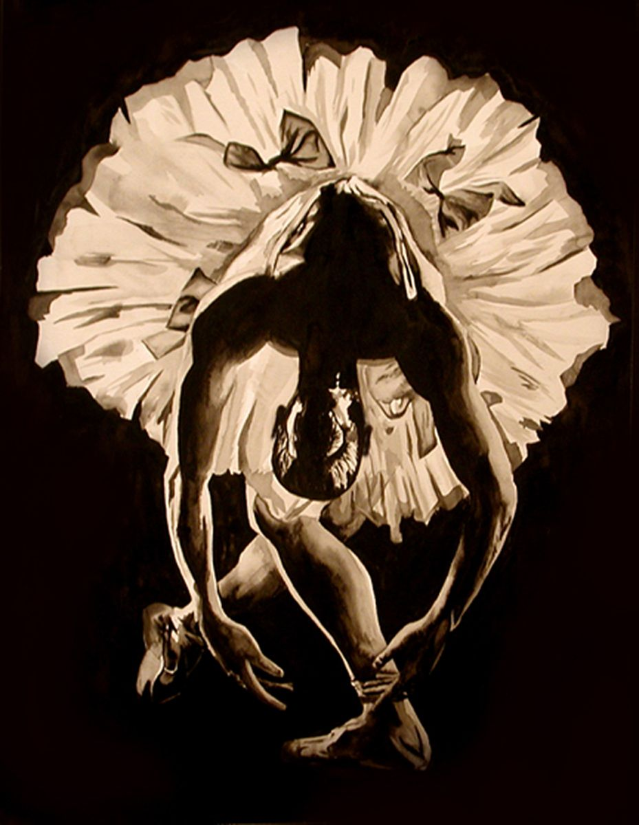 Dance is the poetic baring of the soul through motion.