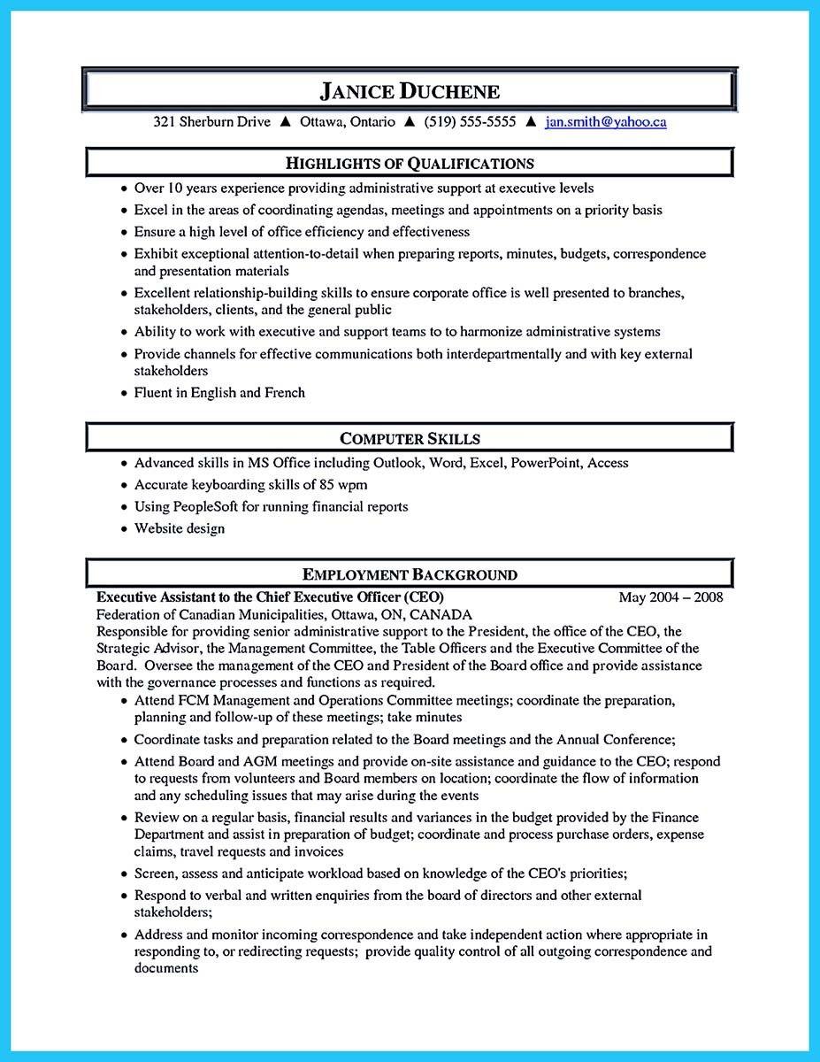 How To Write Your Skills On A Resume Nice Sample To Make Administrative Assistant Resume  Resume .