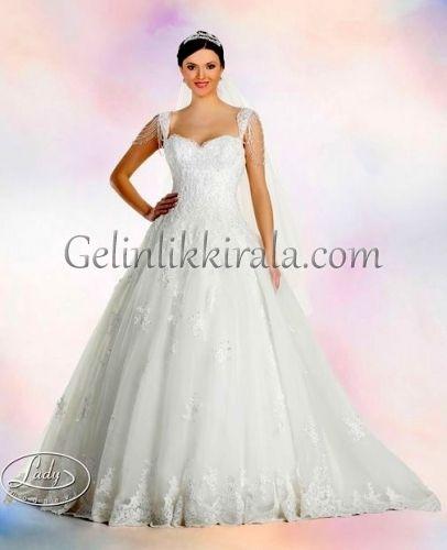 75a9c89b861f7 GK2435 LADY MODA EVİ-KADIKÖY | 2015 Gelinlik Modelleri | Wedding ...