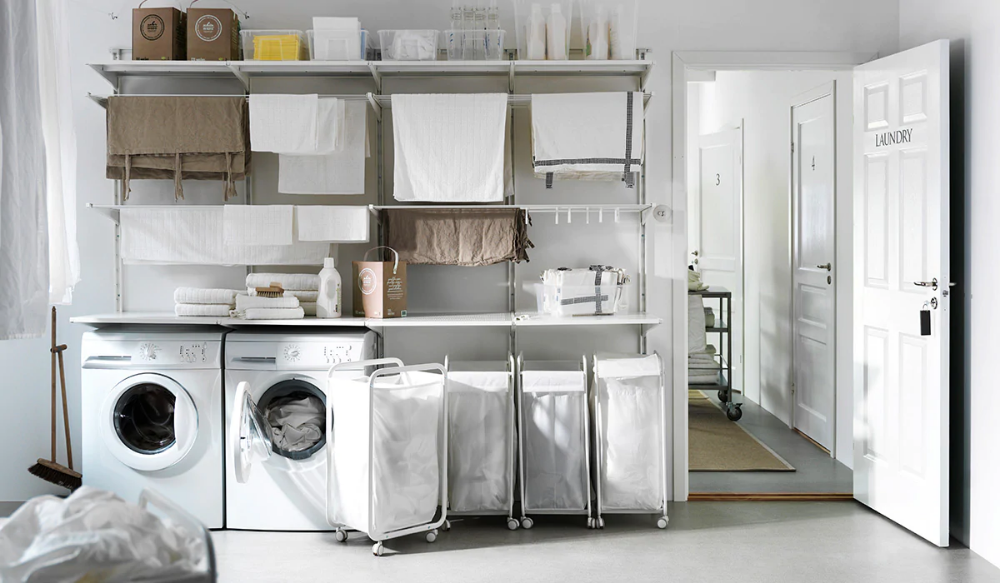 genial pic buanderie ikea suggestions