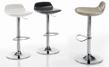 Sgabelli bontempi mod boy kitchen bar stools dining home decor