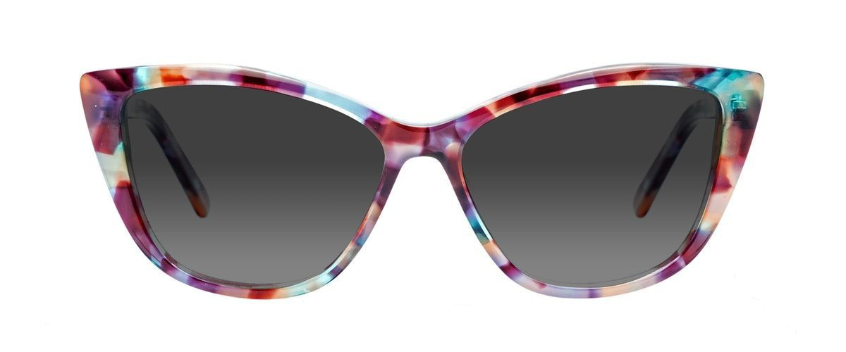 d39660c469e1 Affordable Fashion Glasses Cat Eye Daring Cateye Sunglasses Women Dolled Up  Dazzling Front