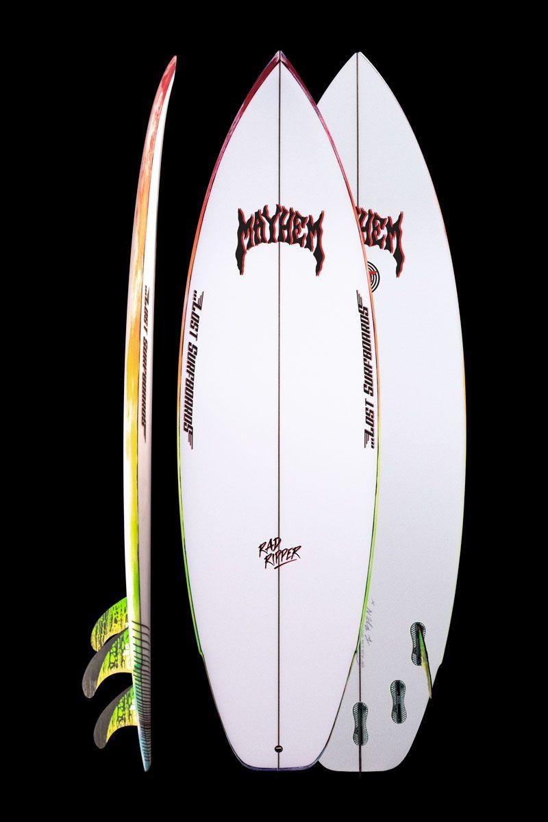 b2b85aedaa RAD RIPPER - ...Lost Surfboards by Mayhem | Summer board | Lost ...